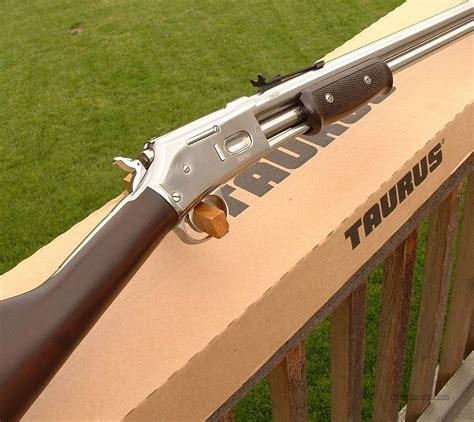 Taurus Thunderbolt Rifle Review