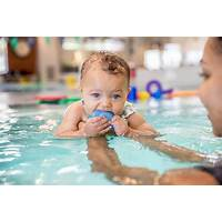 Teach baby to swim new parenting & baby care niche product! coupons