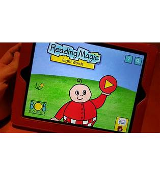 Teaching Reading With Bob Books
