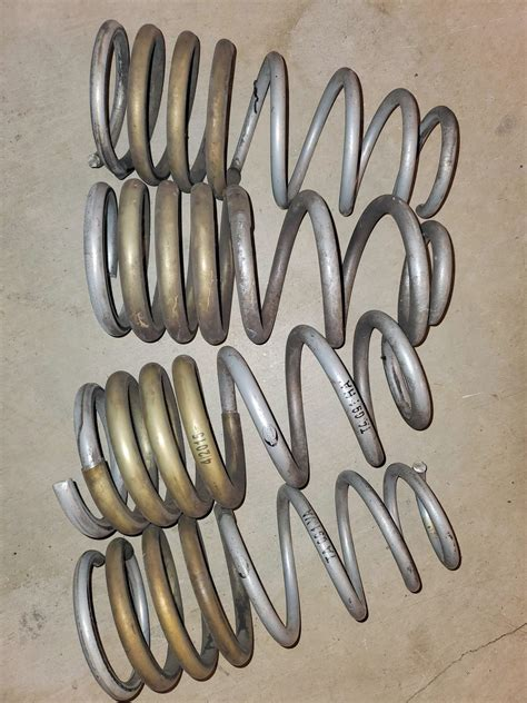 Techart 991 Lowering Spring Kit Specs