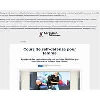 Techniques de self dfense pour femme vidos guide offer
