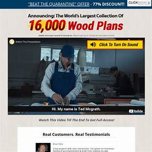 Teds woodworking? 16,000 woodworking plans & projects with videos custom carpentry ? tedswoodworking guide