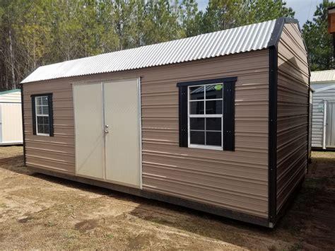 Temporary storage sheds Image