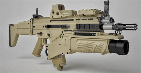 Ten Best Assault Rifles