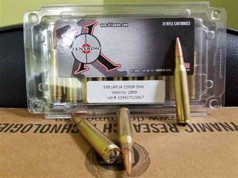 Ten Ring 338 Lapua Magnum Review