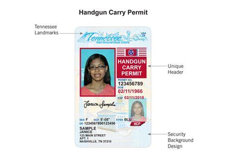 Tennessee Handgun Carry Permit Renewal Fee