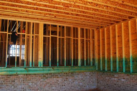 Termite treated wood Image