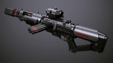 Terran Assault Rifle