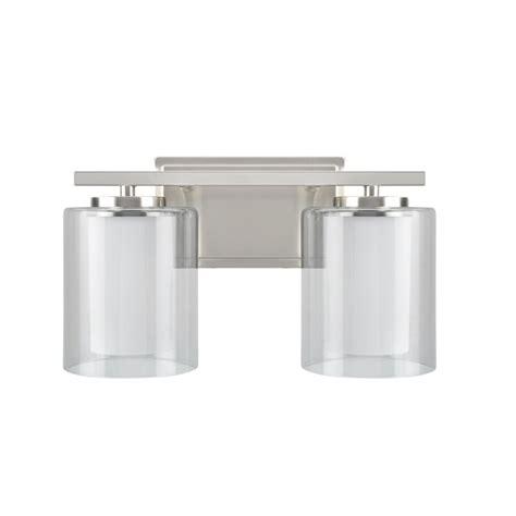 Tesoro 2-Light Vanity Light