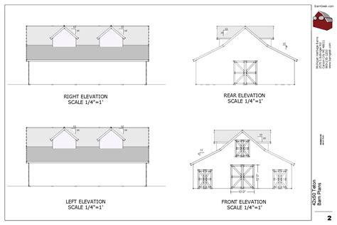 Teton barn plans free Image