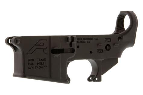 Texas Cutout Lower Ar Receiver