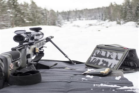 Texas Long Range Rifle Harness