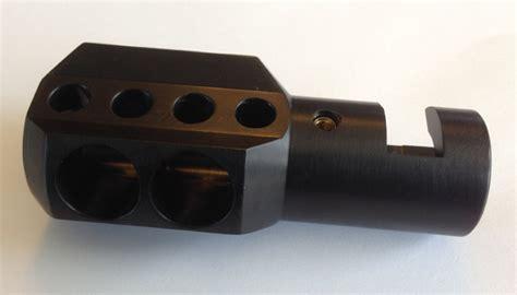Texas Precision Mosin Nagant Muzzle Brake