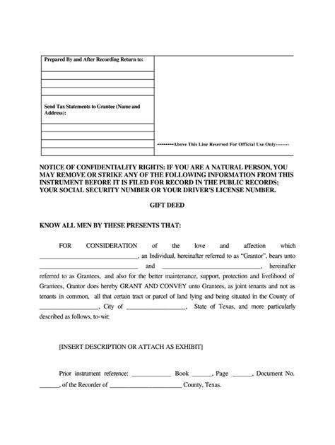 quick claim deed form texas  Quit Claim Deed Form El Paso Texas