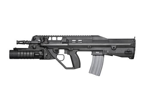 Thales F90 5 56mm Assault Rifle