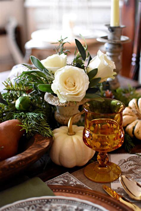 Thanksgiving Tablescapes Design Ideas