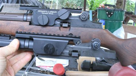 The 4 Best M1A Scope Mounts Review Springfield