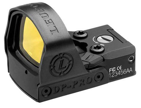 The 4 Best Pistol Reflex Sights Handgun Red Dot Reviews 2019