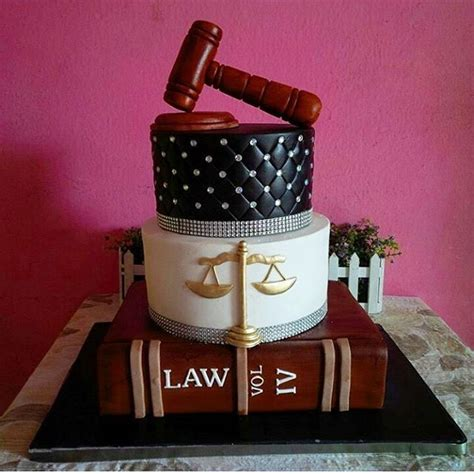 Birthday Cake Designs For A Lawyer The 40 Best Images About Cakes On Pinterest
