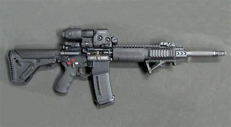 The 458 Socom Assault Rifle