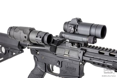 The Aimpoint 6XMag-1 6x Magnifier