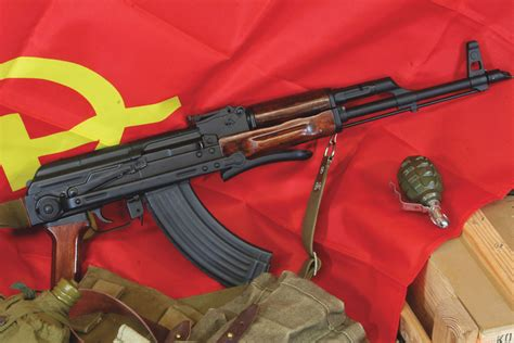The Ak47 Soviet Weapons 2015 Personal Weapons Firearms