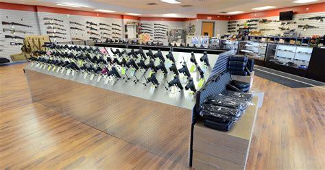 Gun-Store The Armory Gun Store Virginia.
