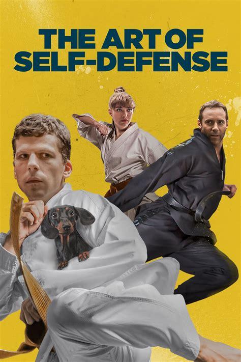 The Art Of Self Defense 2019 Film