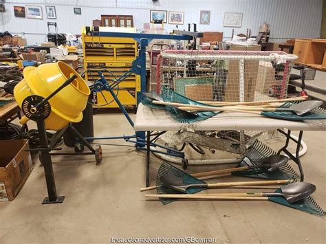 THE AUCTION ADVERTISER