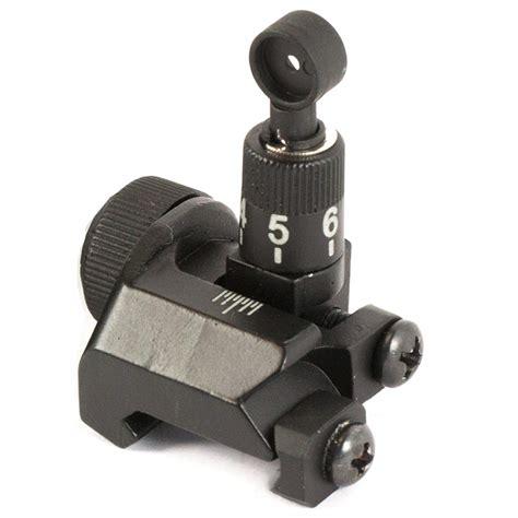 The Best Ar15 Iron Sights Regular Flip Up Gun Mann