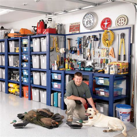 The Family Handyman Garage Storage Make Your Own Beautiful  HD Wallpapers, Images Over 1000+ [ralydesign.ml]