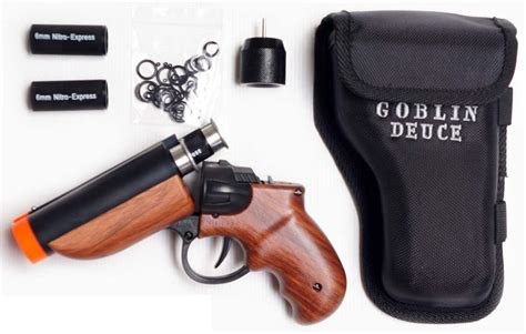 The Goblin Deuce Double Barrel Shotgun Airsoft And Triple Barreled Shotgun Uk
