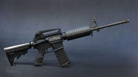 The Government Definition Of Assault Rifle