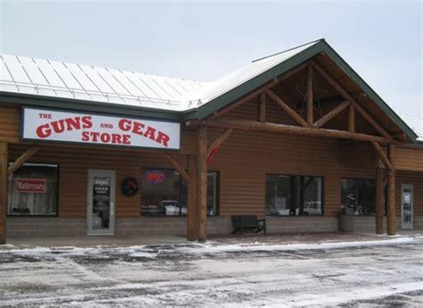 Gun-Store The Guns And Gear Store Waite Park Mn.