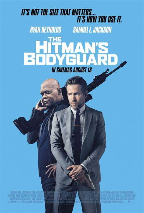 Bodyguard The Hitmans Bodyguard Trailer.