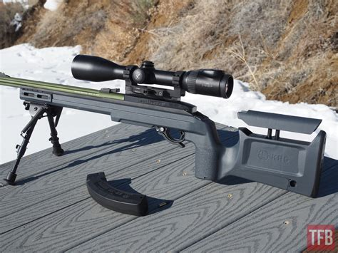 The Krg 10 22 Rifle Stock