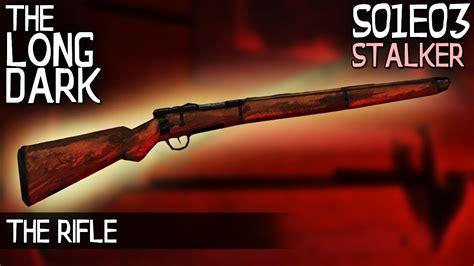 The Long Dark Rifle Mystery Lake