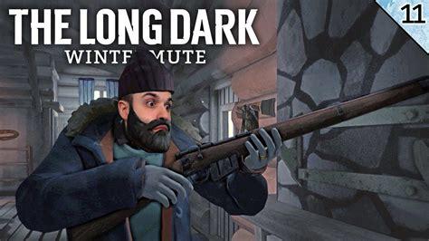 The Long Dark Rifle Wintermute