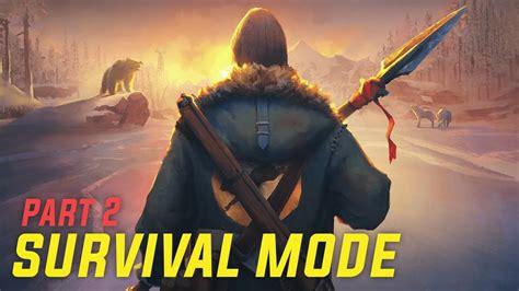 The Long Dark Survival Mode Rifle