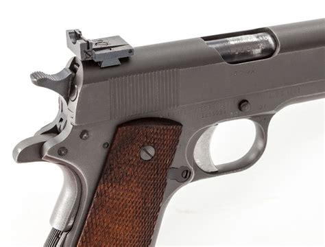 The National Match M1911 Pistols Sight M1911