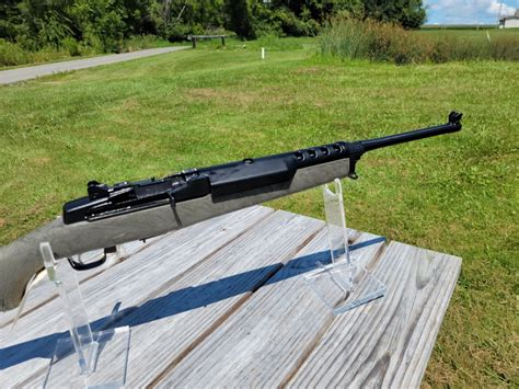 The New Ruger Mini 14