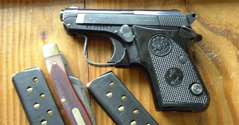 The Next Chapter Beretta 950 Bs Jetfire 25 Acp