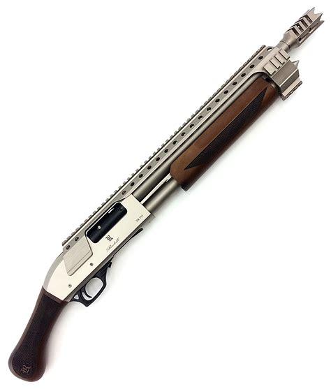The Pump Action Shotgun