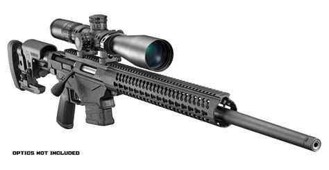 The Ruger Precision Rifle In 308