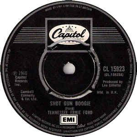 The Shotgun Boogie