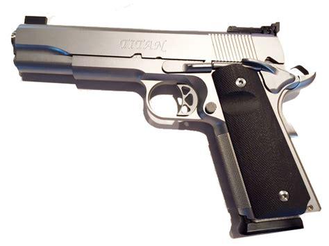 The Titan Pistol Nowlin Arms Manufacturer Professional