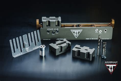 The Ultimate 80 Ar10 Ar15 Receiver Jig Is