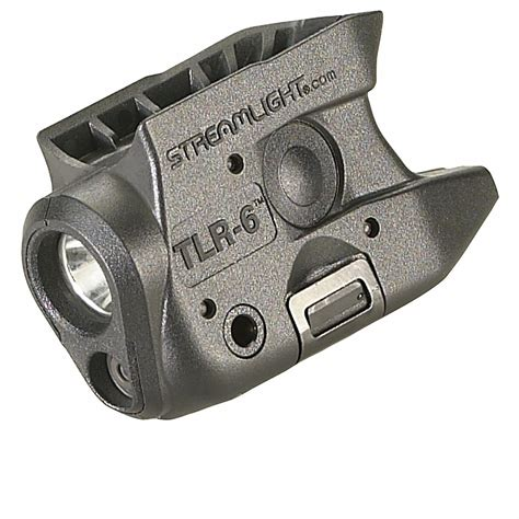 The Ultracompact Tlr6 Weapon Light With C4 Led