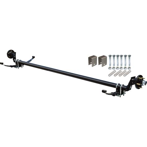 The Ultratow Spring Axle Kit