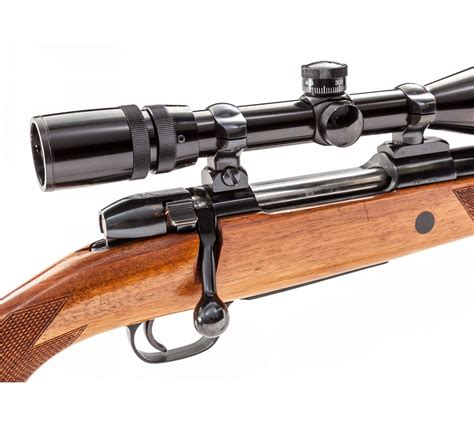 The Value Of A Mauser Model 2000 Rifle